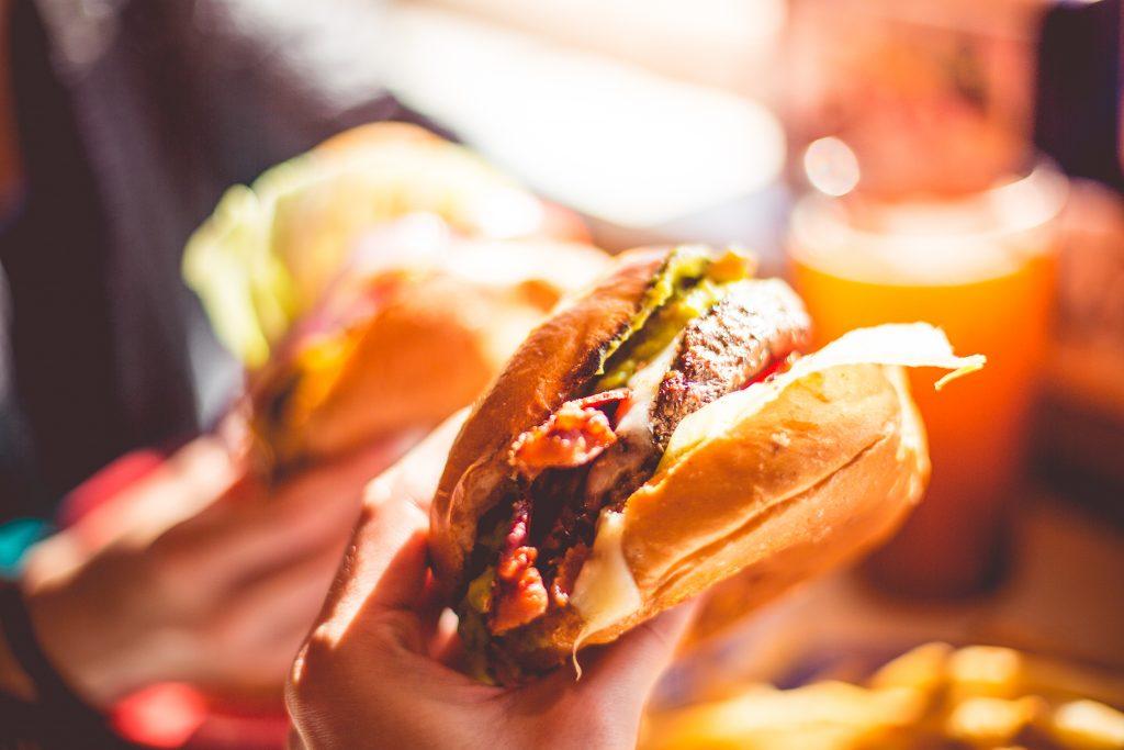 makanan fastfood
