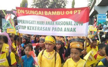 Hari Anak Nasional : Anak Sehat Berawal dari Sarapan Sehat