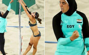 Hijab, Sejarah Baru di Olimpiade Rio 2016