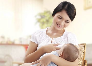 ASI, yang Terbaik dari Ibu untuk Bayi