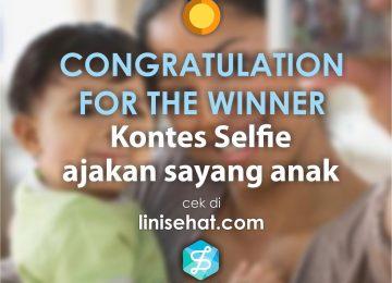Pemenang Kontes Selfie