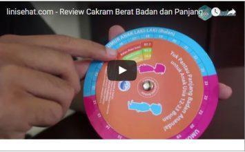 Review Cakram Berat Badan dan Panjang Badan Anak Usia 12 – 23 Bulan