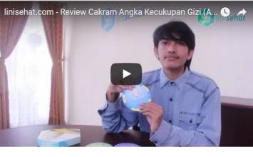 Review Cakram Angka Kecukupan Gizi (AKG)