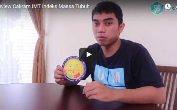 Review Cakram IMT (Indeks Massa Tubuh)