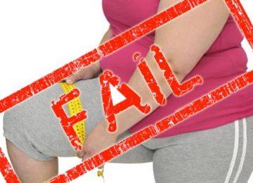 3 Hal yang Mungkin Sebabkan Kamu Gagal Diet Terus