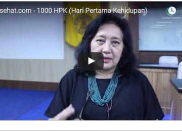 Kenali 1000 HPK untuk Wujudkan Generasi yang Berkualitas (Part 1)