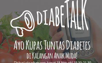 Diabetalk Highlight: Apa yang Menyebabkan Diabetes?