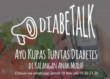 Diabetalk Highlight: Apa Gejala dan Komplikasi Diabetes?