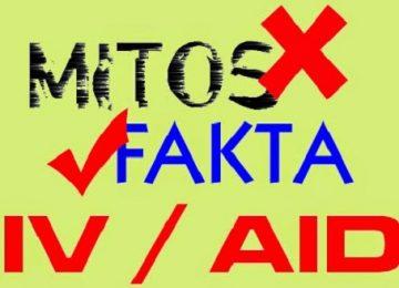 4 Mitos tentang HIV/AIDS yang Ternyata Ngga Semua Bener!