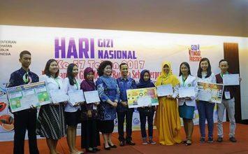 Pemenang Lomba MP-ASI Lokal