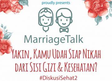 Marriage Talk: 7 Persiapan Pernikahan Ini Ngga Boleh Kelupaan!