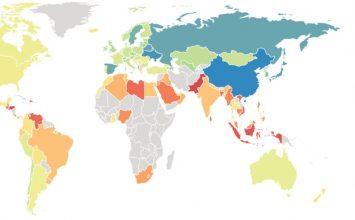 Negara Termalas di Dunia, di Manakah Itu?