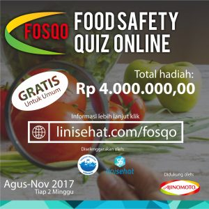 food safety quiz online