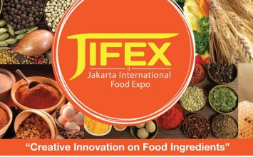Kemeriahan The Jakarta International Food Expo 2017!