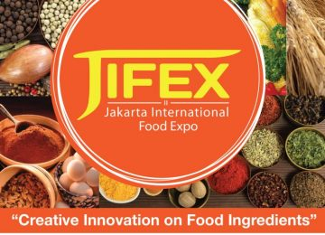 Kemeriahan The Jakarta International Food Expo 2017!