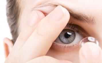 Tips Sehat Menggunakan Lensa Kontak!