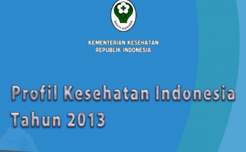 Download Profil Kesehatan Indonesia 2013
