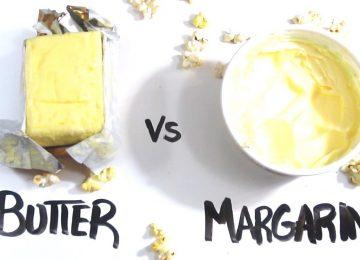 Mentega vs Margarin, Pilih yang Mana?