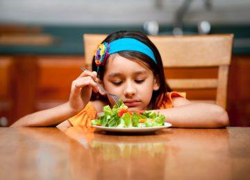 Menyiasati Konsumsi Sayur pada Anak