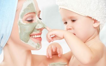 Yuk, Buat Masker Wajah Alami bersama Si Kecil di Rumah!