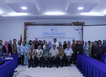 """DISKUSI PAKAR  """"Kondisi Terkini Pangan dan Gizi Indonesia: Implikasinya Terhadap Tumbuh Kembang Anak Kini dan Nanti"""""""
