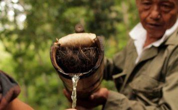 Lahang, Minuman Isotonik Khas Indonesia