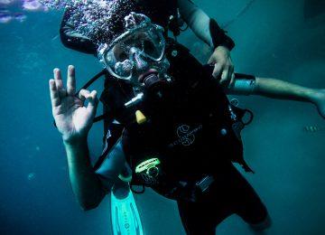 Penyelam dan Risiko yang Terjadi
