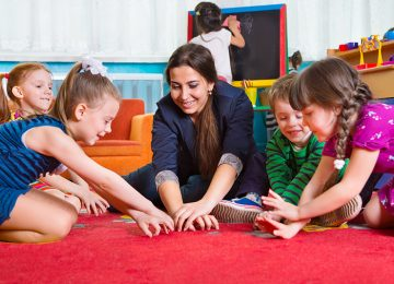 Yuk Kenali 6 Tipe Bermain pada Anak!