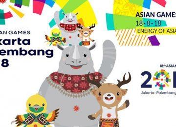 Lebih dekat dengan Asian Games, Energy of Asia!