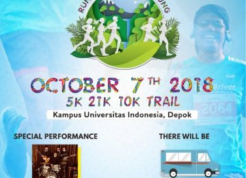 RunForiver 2018, Run for Better Ciliwung