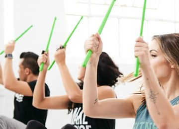 Pound Fit, Olahraga Fun dengan Stick Drum!