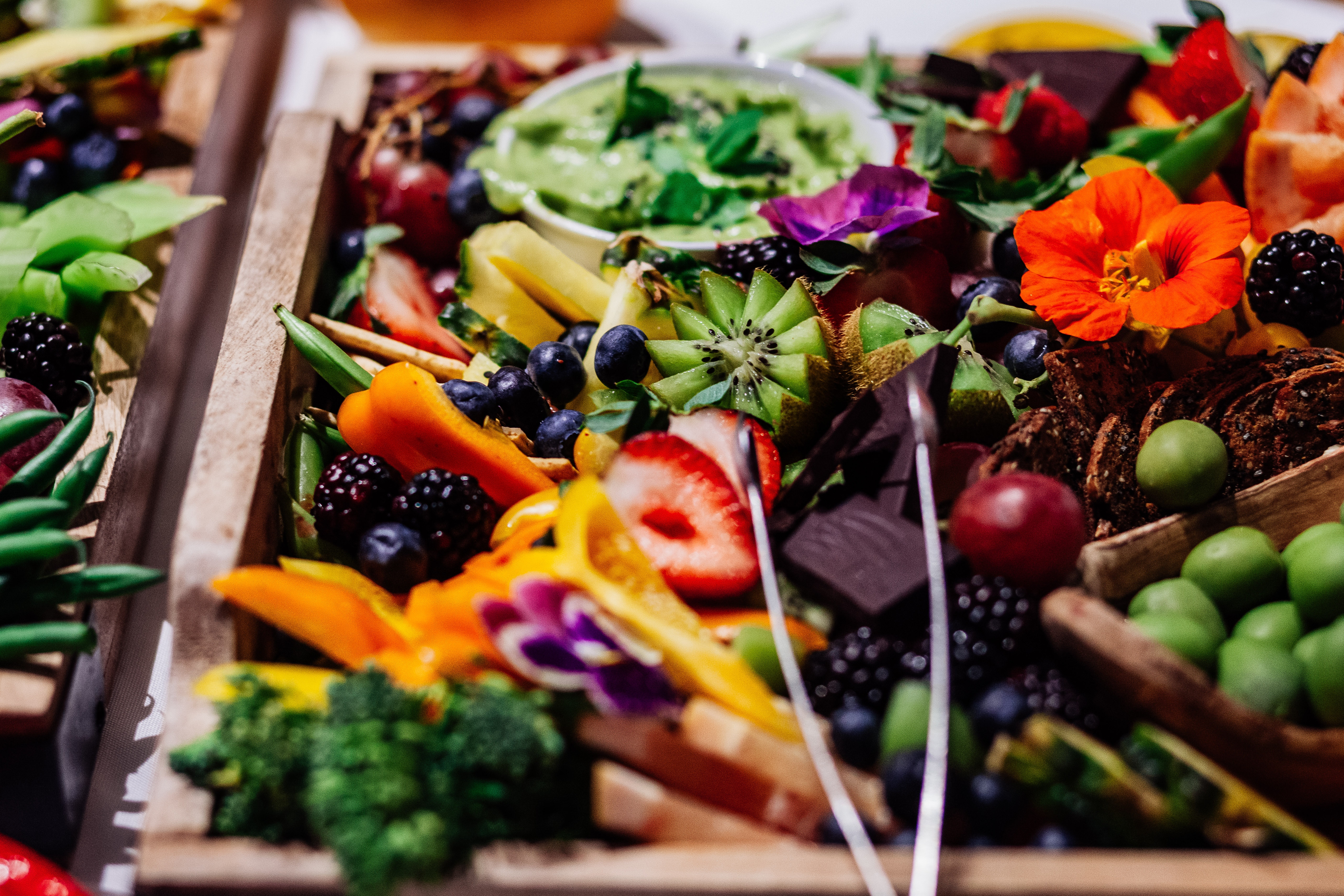 Konsumsi Buah dan Sayuran di Indonesia Masih Rendah