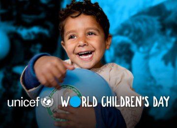 Hari Anak Sedunia: Birukan Harimu!