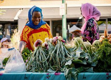Tips Aman Berbelanja Kebutuhan Lebaran saat Pandemi