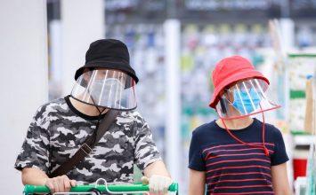 Perlukah menggunakan Face shield di Era New Normal?