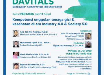 DAVITALS (DoYouLead Alumni Virtual Talk Show Series)