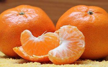 Jeruk Mandarin, Buah terpilih di Tahun 2020!
