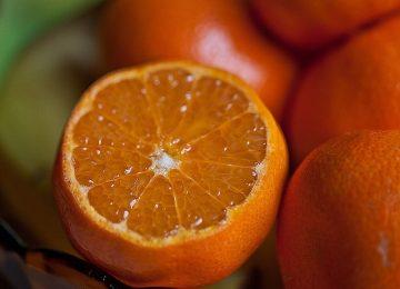 Ini loh, Manfaat Jeruk Mandarin!
