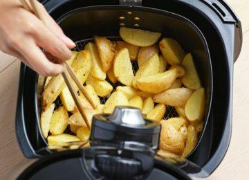 Menggoreng dengan Air Fryer Terbukti Menyehatkan?