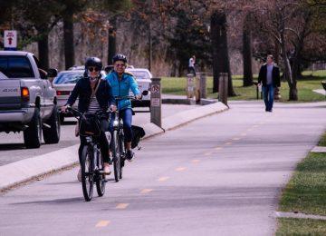 Benarkah Bersepeda bisa Menjaga Kesehatan Bumi?