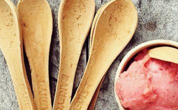 Edible Cutlery sebagai Alternatif Alat Makan Ramah Lingkungan!