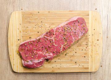 Inilah Bahan Baku Alternatif Daging Analog