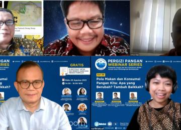 Bagaimana Pola Makan dan Konsumsi di Indonesia?