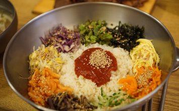 Diet dengan Makanan Korea Vegan-Friendly